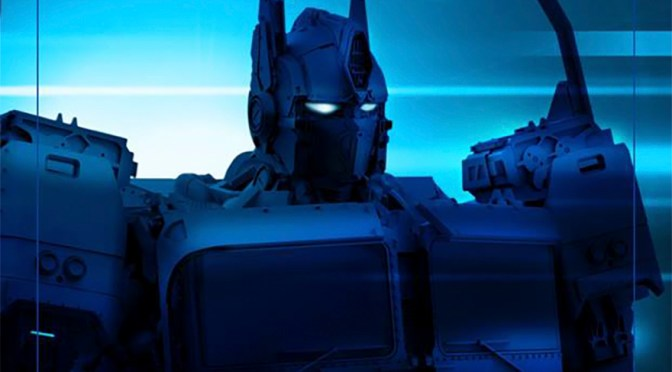 Threezero teased a new DLX Scale Collectible Figure and it's OPTIMUS PRIME