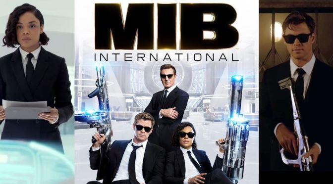 (C506) Men in Black Internacional nos presenta nuevo trailer