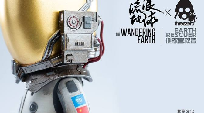 Pre-orders for ThreeZero x The Wandering Earth – Earth Rescuer  Ending Soon