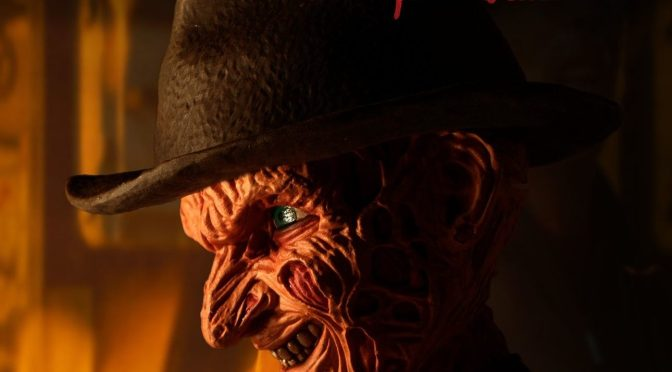 A Nightmare on Elm Street 3: Dream Warriors – Freddy Krueger