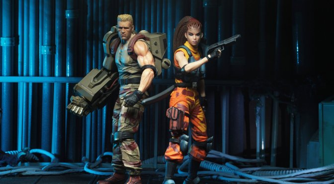 Arcade Dutch & Linn 2-pack from Alien v Predator is coming soon
