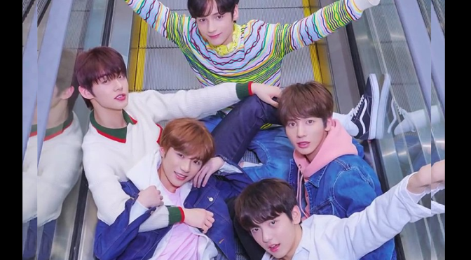 TXT revela 2 teaser del video musical «Cat & Dog» ¡No te lo pierdas!