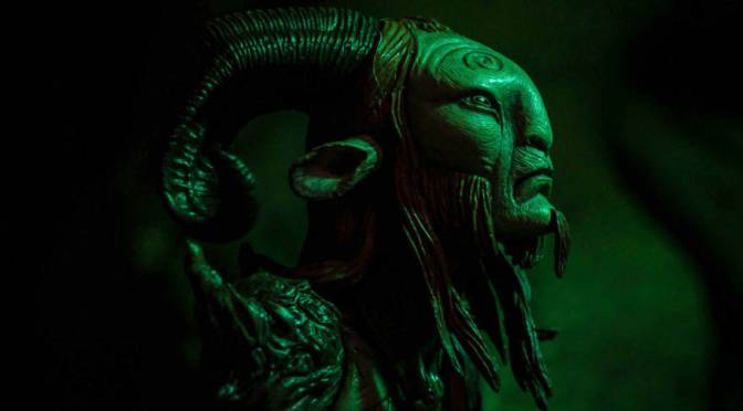 Now available the Guillermo del Toro NECA Signature The Faun (Pan's Labyrinth)