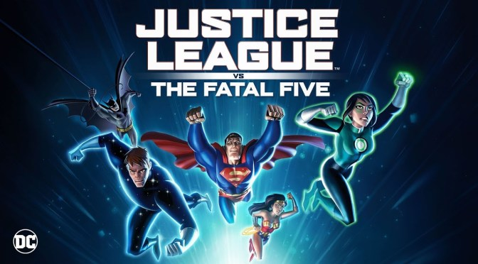 (C506) Justice League Fatal Five reseña sin spoilers