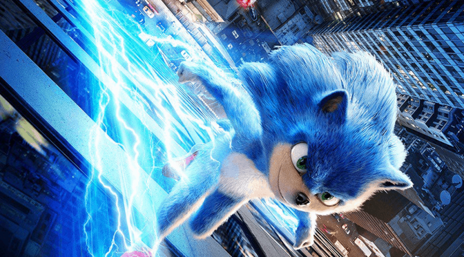 Primer trailer del live-action Sonic: The Hedgehod ha sido liberado