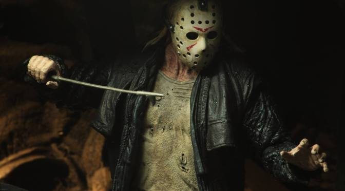 NECA: Now available – Friday the 13th (2009 Remake) – Ultimate Jason