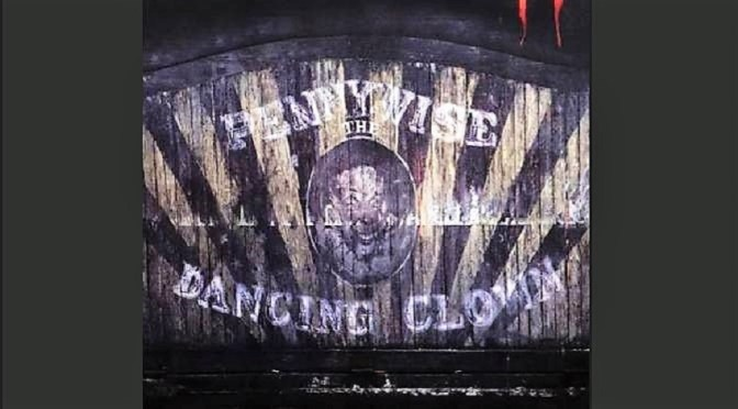 Special Window Box Packaging for PennywiseThe Dancing Clown!