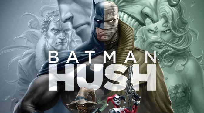 (C506) Batman Hush: Formato físico y digital