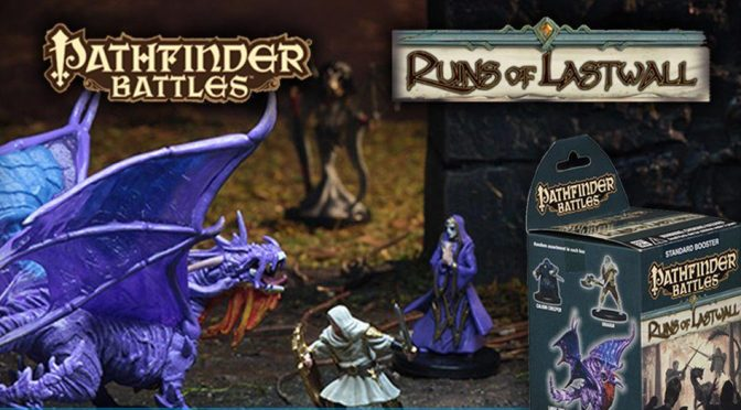 Available this week! Pathfinder Battles: Ruins of lastwall