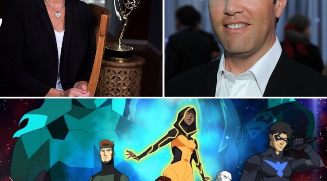 Composers Lolita Ritmanis and Michael McCuistion on Young Justice Season 3