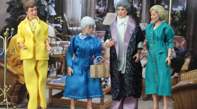 NECA – Shipping this week: Golden Girls Assortment