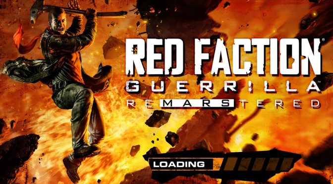 "Review | Red Faction: Guerrilla Re–MARS-tered ""En Marte la cahatarra es oro"""