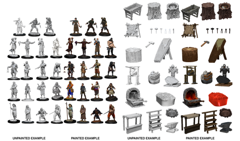 Townspeople-and-Accessories