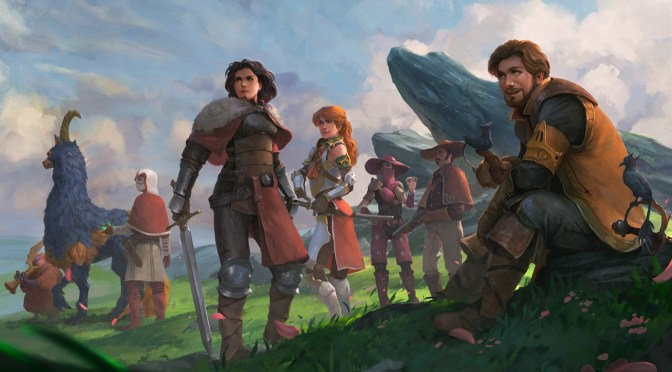 Review | Fell Seal: Arbiter's Mark – Atención a los fans de Final Fantasy Tactics!