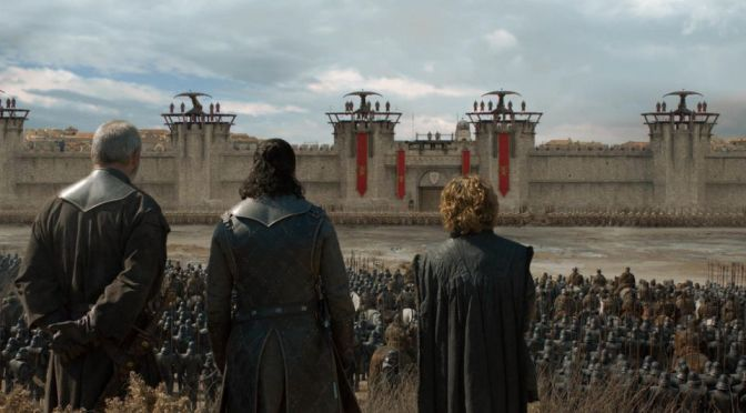 ¡La Batalla por el Trono está por Terminar! Review sin Spoilers Game of Thrones S08E05