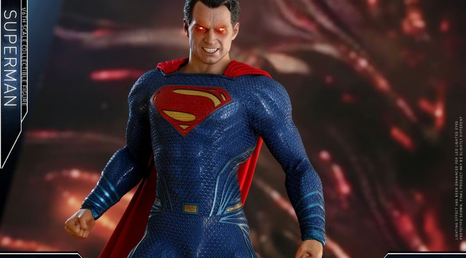 Comprar Superman Hot Toys Justice League 1/6 – Una figura tributo de Henry Cavill