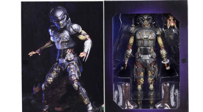 7″ Scale Action Figure – Ultimate Fugitive Predator WIll be Back soon!