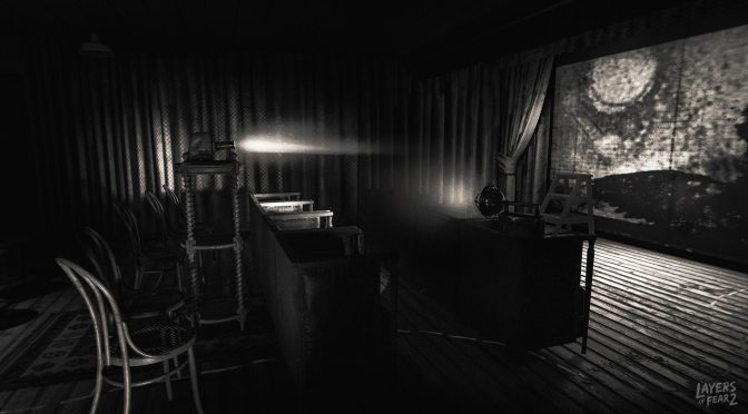 Conviértete en un actor para no ser tu mismo en Layers of Fear 2
