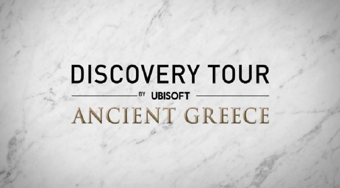 Ubisoft anuncia el Discovery Tour: Ancient Greece de Assassin's Creed Odyssey