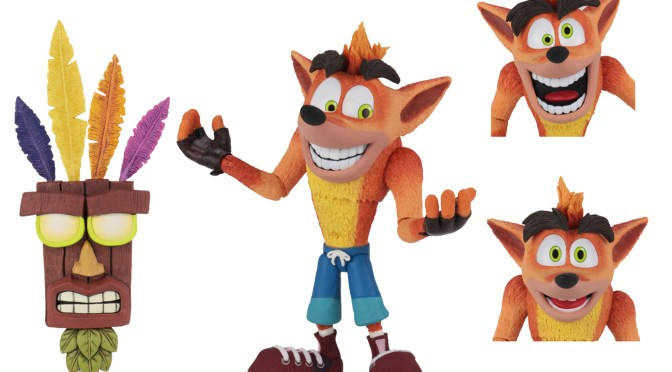 Shipping News!  Ultra Deluxe Crash Bandicoot