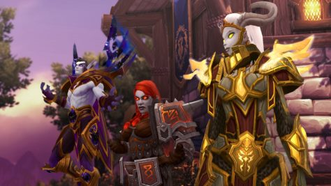 image of WoW latest expansion