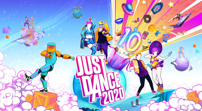 Just Dance celebra su décimo aniversario con Just Dance 2020
