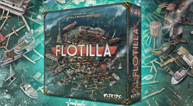 Lead Humanity and Rebuild Civilization in Flotilla – Coming Soon!