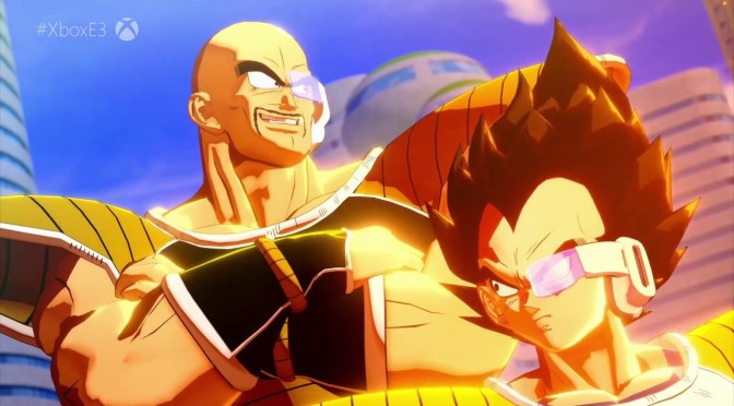 E3 2019| Dragon Ball Z: Kakarot estrena trailer