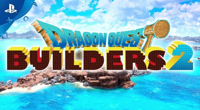 Explora, construye y crea el 27 de junio en el demo descargable de DRAGON QUEST BUILDERS 2