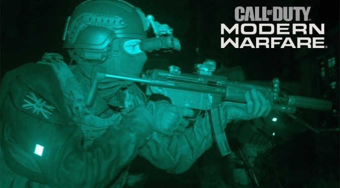 (C506) Call of Duty: Modern Warfare le dice adiós al modo Zombie