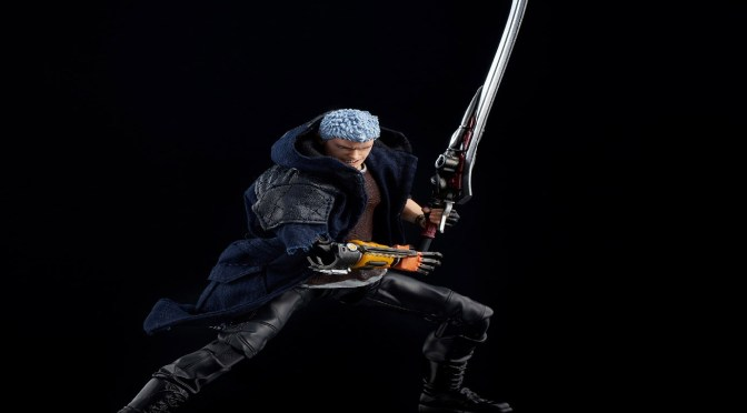 PREVIEWS Exclusive «Devil May Cry 5» Nero Action Figure