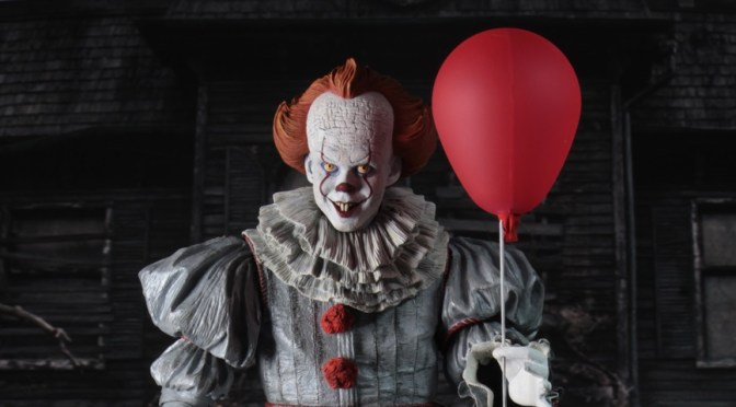 1/4 Scale Pennywise from the 2017 IT Movie will be shipping out on August 7th