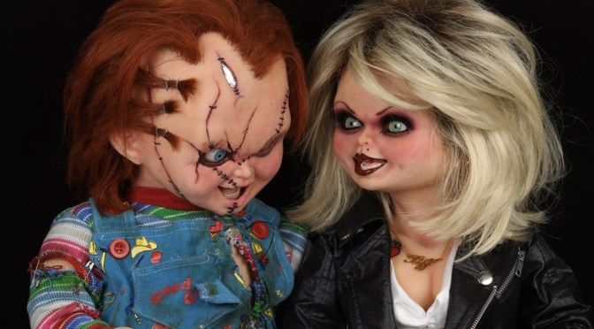 Neca Preorder: Chucky and The Bride of Chucky 1:1 Model Replica – Real Life Size