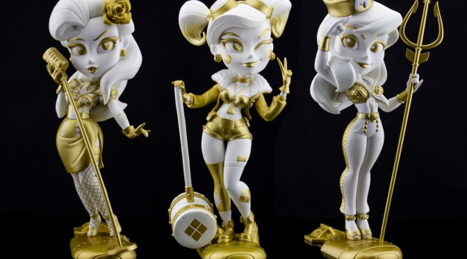 Cryptozoic's SDCC Exclusive Golden Goddess DC Bombshells
