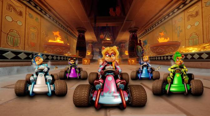 Ha llegado el primer Grand Prix de Crash Team Racing Nitro-Fueled