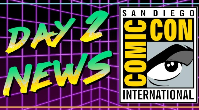 NECA SDCC Day 2 Highlights