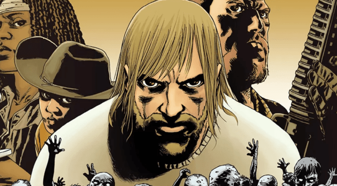 El cómic de The Walking Dead finaliza ésta semana ¡Entérate aquí!