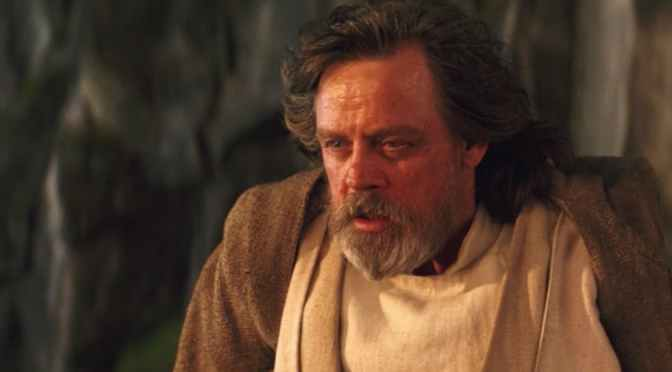 Mark Hamill se despide de Star Wars