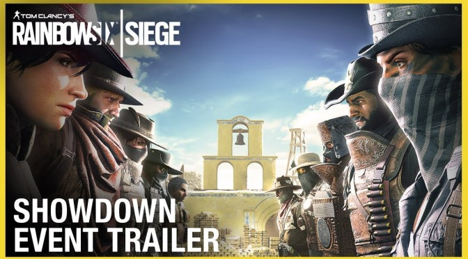 "Ubisoft te invita al evento ""showdown"" en Tom Clancy´s Rainbow Six Siege"