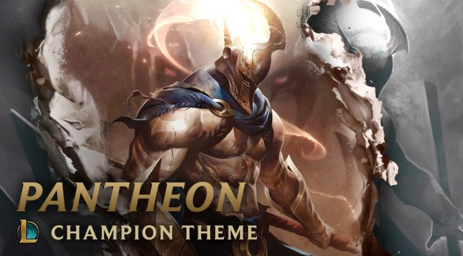 Riot Games revela el rework de Pantheon, la Lanza Inquebrantable