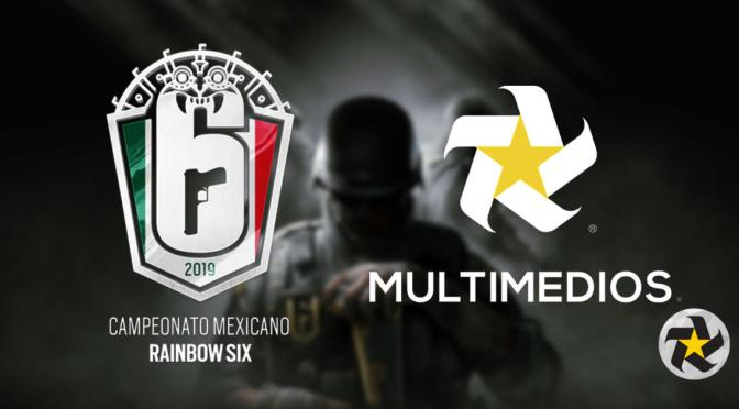 Ya estan a la venta los boletos para final del Campeonato mexicano de Rainbow Six