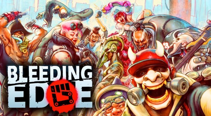 Tendremos un nuevo gameplay de Bleeding Edge en la Gamescom 2019
