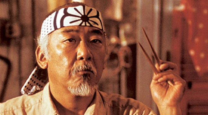 Karate Kid – Body Knocker – Mr. Miyagi