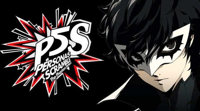 (C506) Atlus anuncia a Persona 5 Scramble: The Phantom Strikers