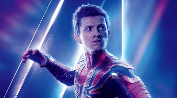 Tom Holland comparte su regreso como Spider-Man a través de Instagram