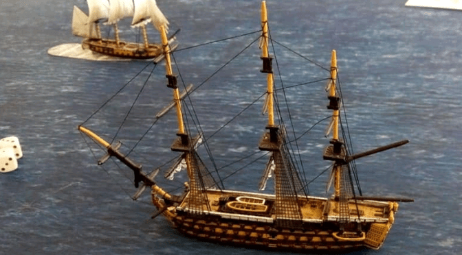 Warlord Games ha publicado una imágen exclusiva de la caja de Black Seas