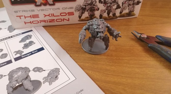 (VIDEO) Unbox Beyond the gates of Antares de Warlord Games