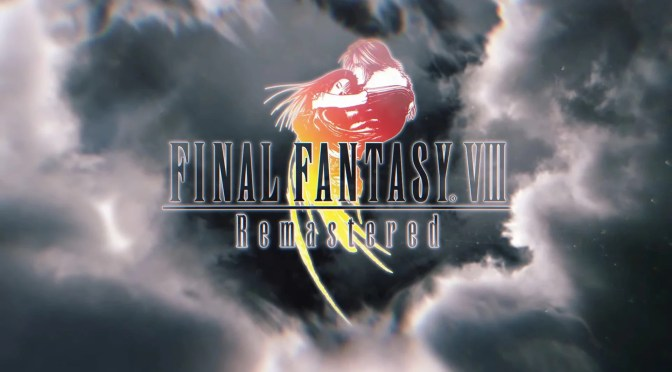 FINAL FANTASY VIII Remastered ya está disponible