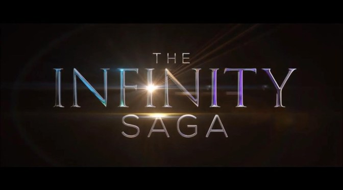 Marvel libera el trailer de The Infinity Saga