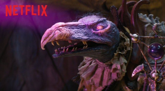 The Dark Crystal: Age of Resistance, Slow but Beautiful